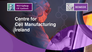 Centre for Cell Manufacturing Ireland Brochure