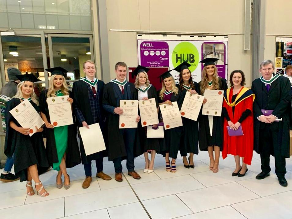 BA Mathematics and Education Students Class of 2019-image