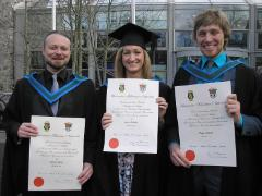 MA in Landscape Archaeology Graduates