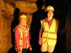 PhD in Archaeology Lynda and Yolande Knowth Eastern Tomb Passage