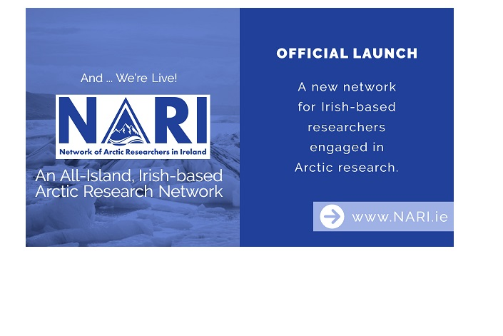 NARI, the Network of Arctic Researchers in Ireland-image