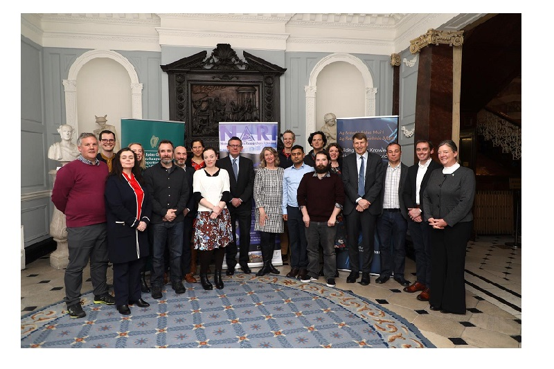 Launch of NARI, the Network of Arctic Researchers in Ireland-image