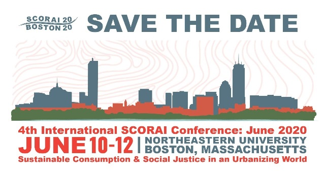 4th International SCORAI conference is Sustainable Consumption & Social Justice in an Urbanizing World.-image