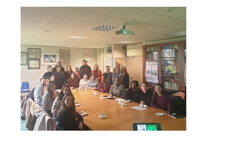 Masters Students from France Visit the Discipline of Geography -image