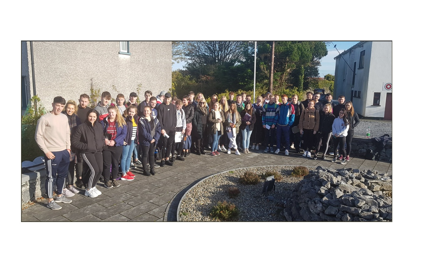 3rd Year Fieldtrip to Athenry-image