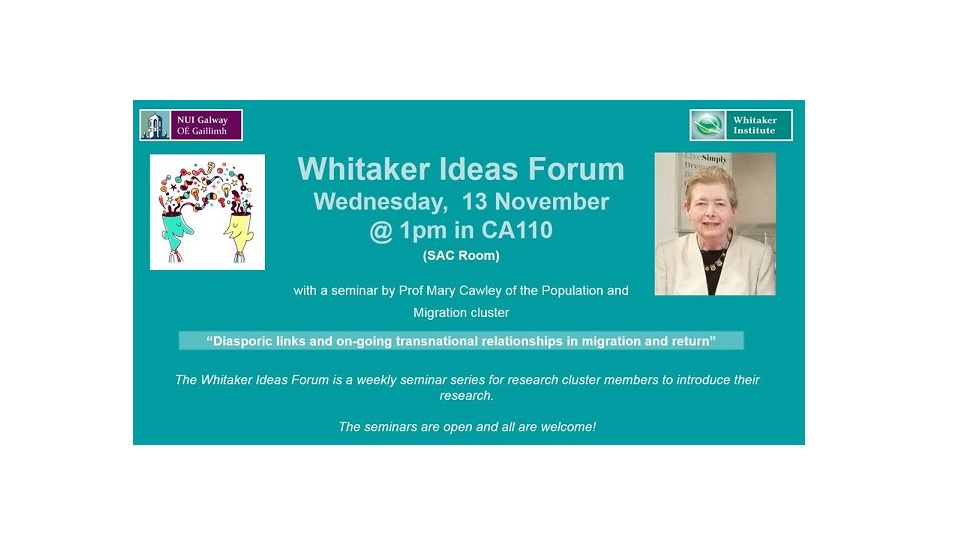 Whitaker Ideas Forum-image