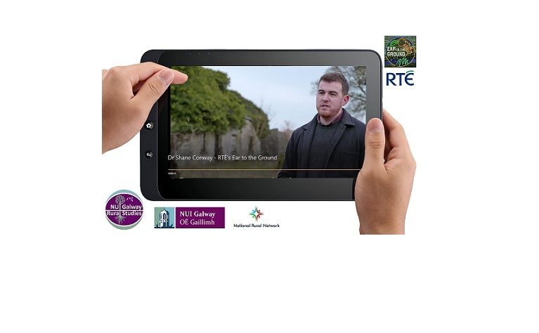 Dr Shane Conway features on RTÉ's Ear to the Ground-image