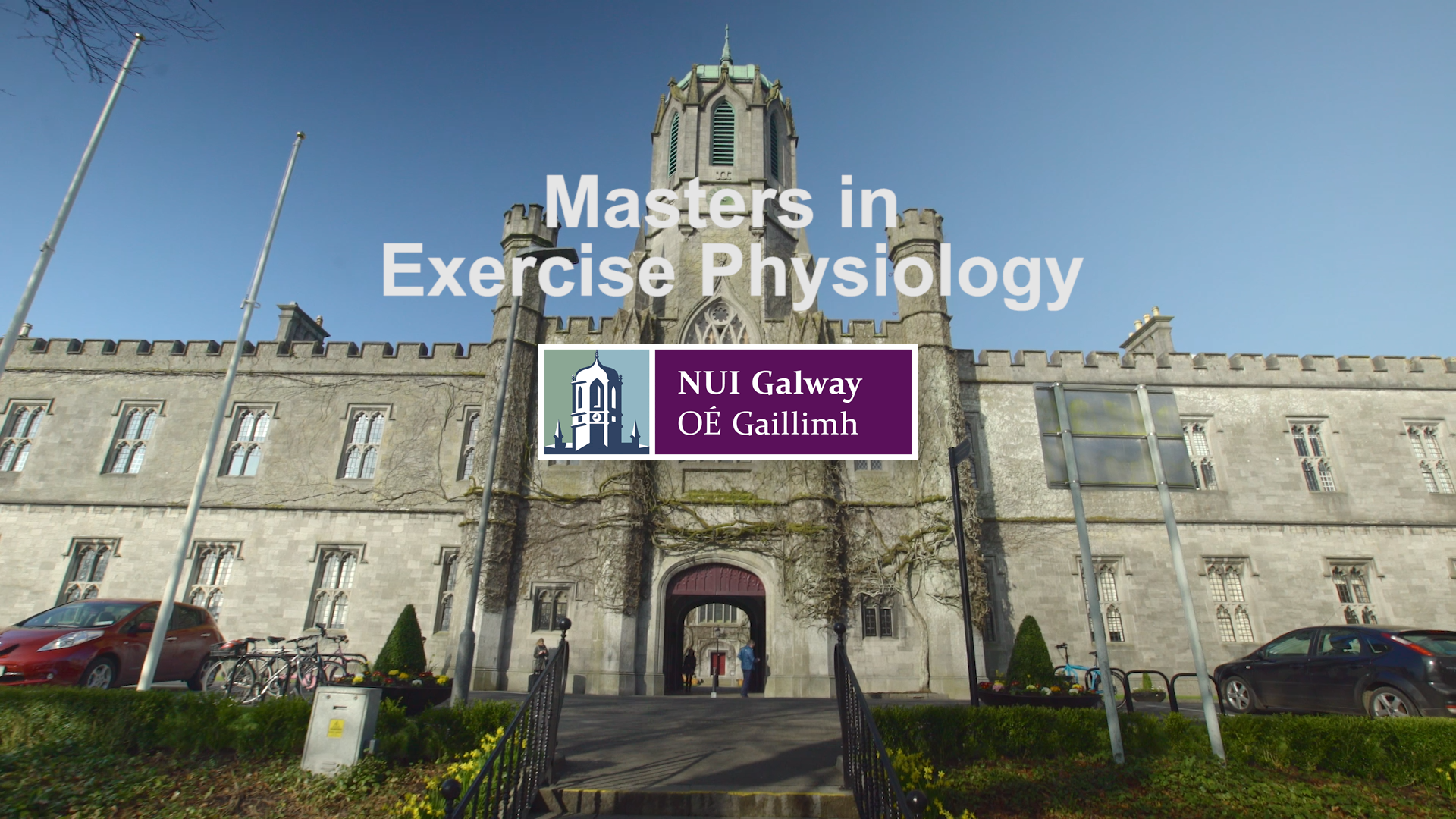 Masters in Exercise Physiology - Student Testimonials