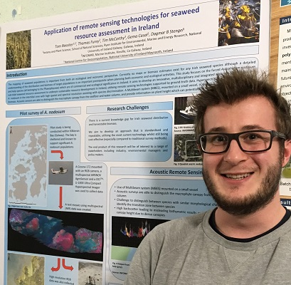 Poster Prize Award to Tom Rossiter-image