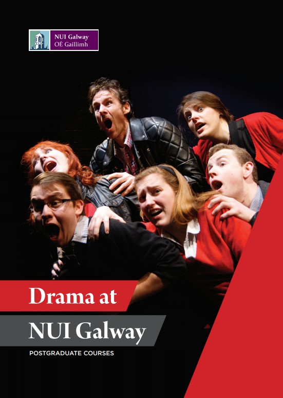 MA Drama and Theatre Studies Brochure