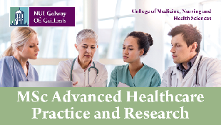 MSc Advanced Healthcare Practice and Research