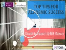 Top tips for Academic Success