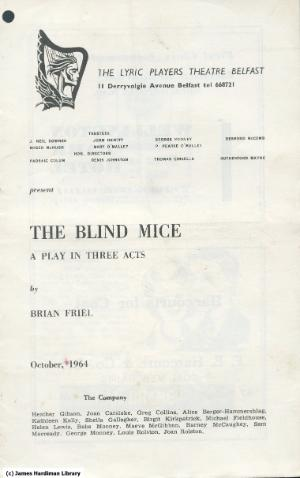 Brian Friel's The Blind Mice (4)