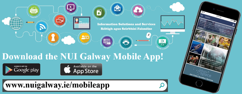 Download NUI Galway App
