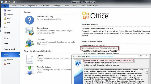 Upgrade Outlook 2010 for Office 365 - NUI Galway