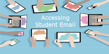 Accessing Student Email