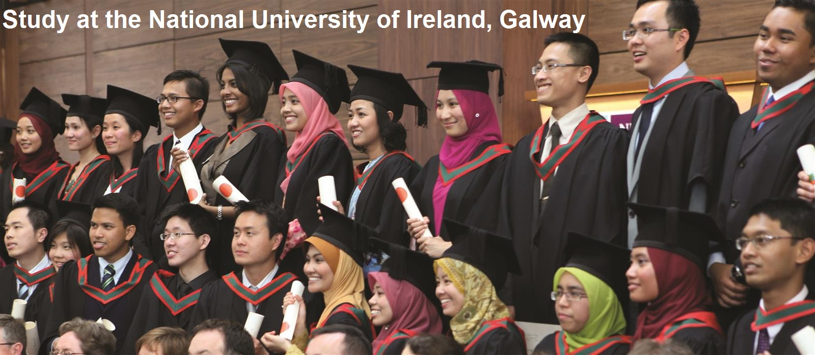 Study at the National University of Ireland, Galway