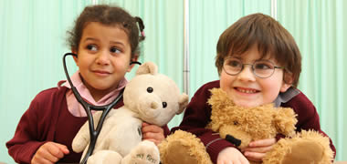 NUI Galway Students to Hold Annual Teddy Bear Hospital! -image
