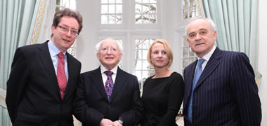 50 Years in the Making - President Higgins Returns to Alma Mater to Launch Autism Centre-image