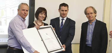 NUI Galway Masters Programme Awarded Apple Distinguished Programme-image
