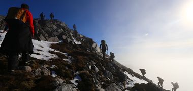 NUI Galway Mountaineering Club 40th Maamturks Challenge-image