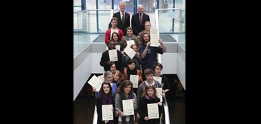 Galway Science and Technology Festival Volunteer Awards Ceremony-image