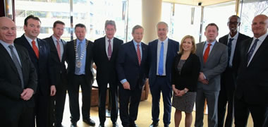 An Taoiseach Enda Kenny Helps Launch Visionary Initiative to be Supported by €300 Million Euro Fund-image