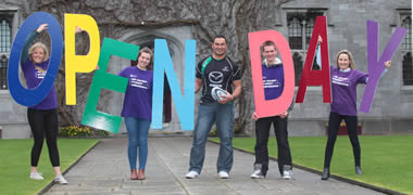 NUI Galway Opens Its Doors For Open Day 2014-image