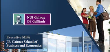 NUI Galway Executive MBA Information Evening-image