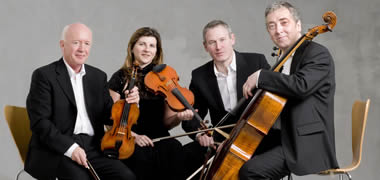West Ocean String Quartet to Play Aula Maxima at NUI Galway-image