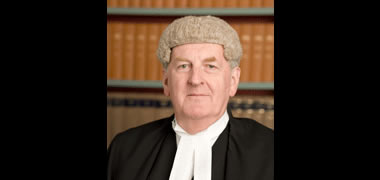 Mr. Justice Nial Fennelly
