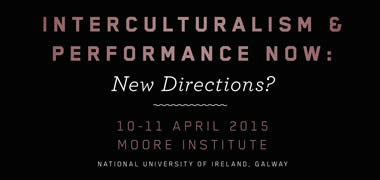 International Conference on Intercultural Theatre and Performance-image