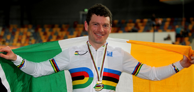 Gold for NUI Galway Academic at Para-Cycling Track World Championships-image
