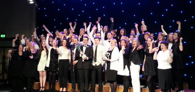 NUI Galway Singers Win Choirfactor Competition-image