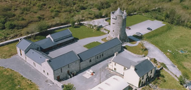 Pictured is the Burren College of Art