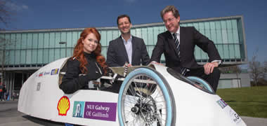 NUI Galway Unveils Ireland's Most Energy-Efficient Car-image
