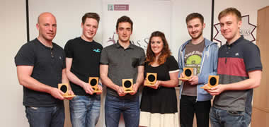 Inaugural Awards Ceremony of New NUI Galway Student Initiative-image