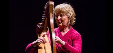 Martin Reilly Lecture Series to Feature Harpist Kathleen Loughnane-image