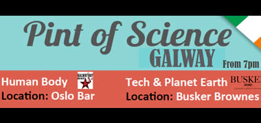 Pint of Science Galway -image
