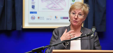 Kathy Murphy, Professor of Nursing at NUI Galway and member of the AIIPHC Management Committee.