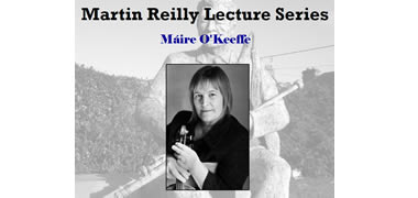 Irish Fiddler to Present Second Martin Reilly Lecture-image