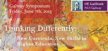 'Thinking Differently' Focus of NUI Galway Symposium on Higher Education-image