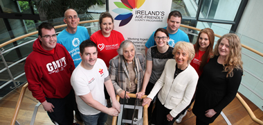 Galway Celebrates National Volunteering Week-image