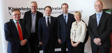 NUI Galway Lecturer Finalist of the inaugural Research2Business Award 2014-image