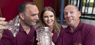 NUI Galway Students Scoop Top Prize at Enterprise Ireland 'Think Outside the Box' Awards 2012-image