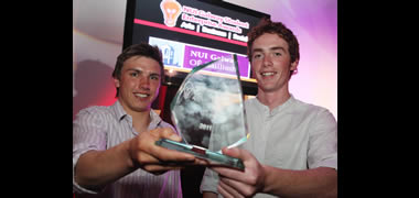 Students Scoop € 15,000 for Surfer Website at NUI Galway Student Enterprise Award -image