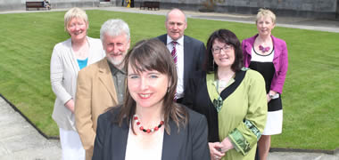 NUI Galway Awarded € 3 Million to Lead EU Community Engaged Research Project -image