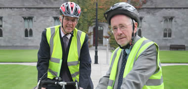 NUI Galway's Cycle to Campus Day a Huge Success -image