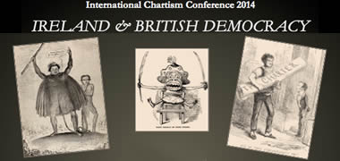 International Chartism Conference 2014: Ireland and British Democracy-image