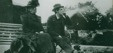 Major exhibition explores W.B. Yeats' connections with the West-image